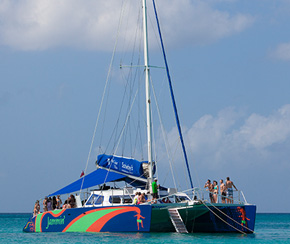 About Jammin Catamaran Cruises